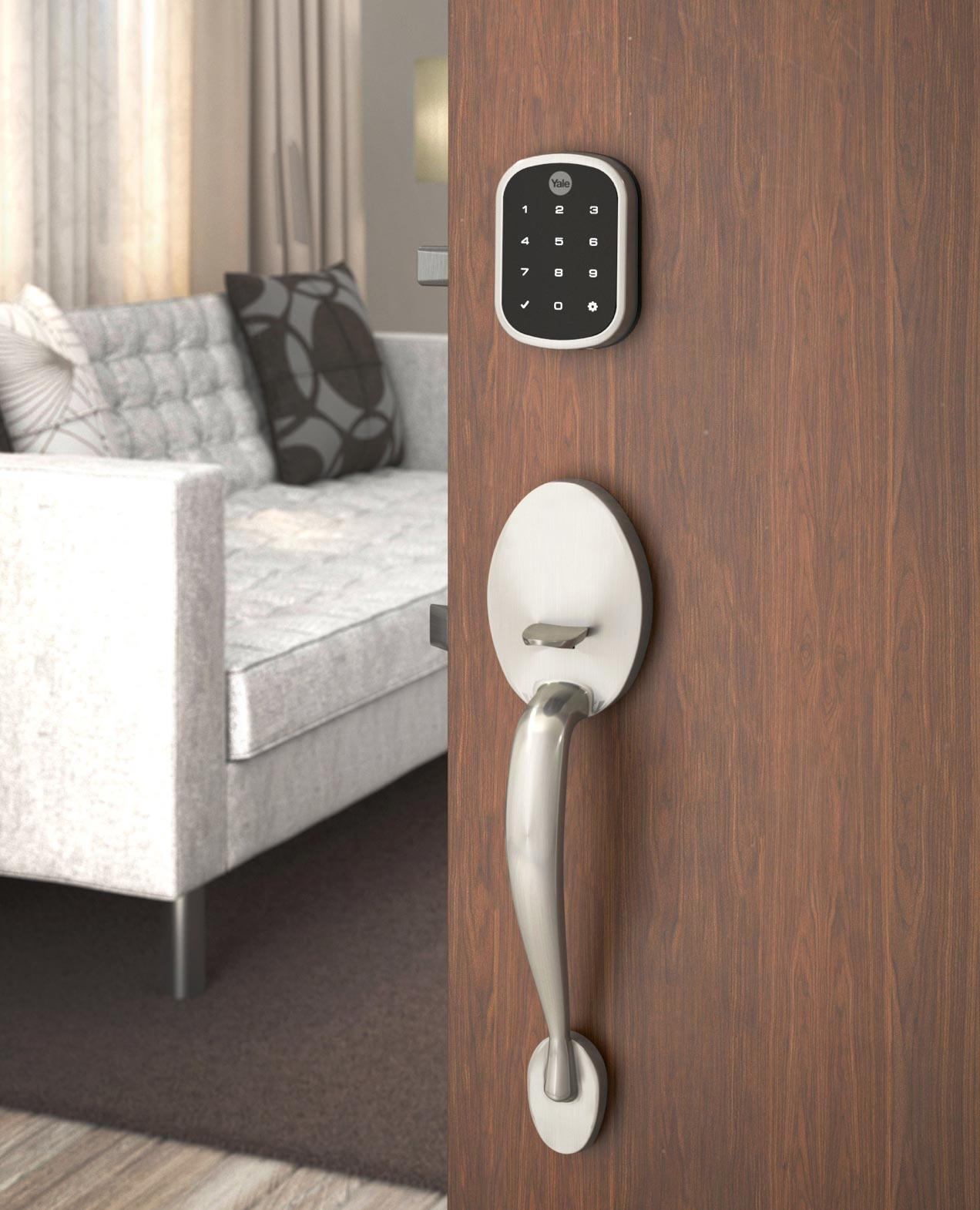 Unlock the future of smart locks.