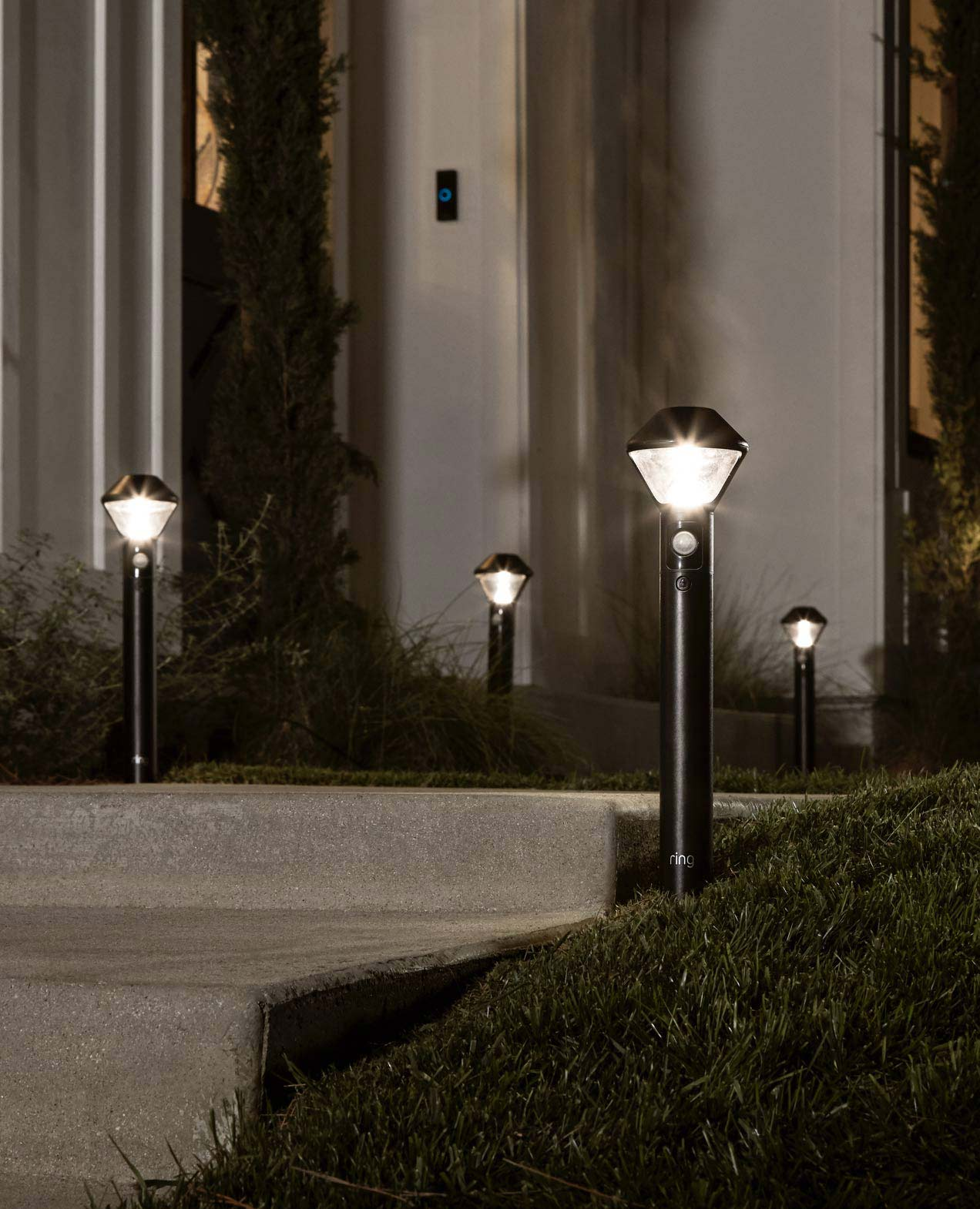Bright ideas for your walkway.