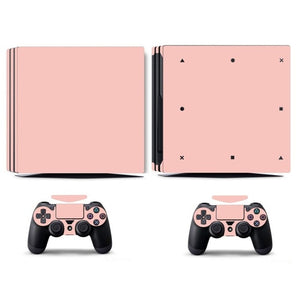 LIMITED EDITION PS4 PRO VINYL SKIN BUNDLE IN PINK