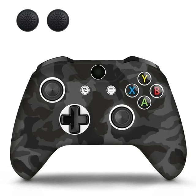 XBOX CONTROLLER LIMITED EDITION SKIN IN GREY CAMO