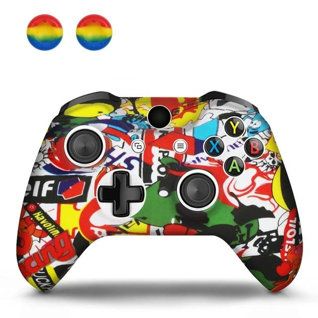 XBOX CONTROLLER LIMITED EDITION SKIN IN BOMB