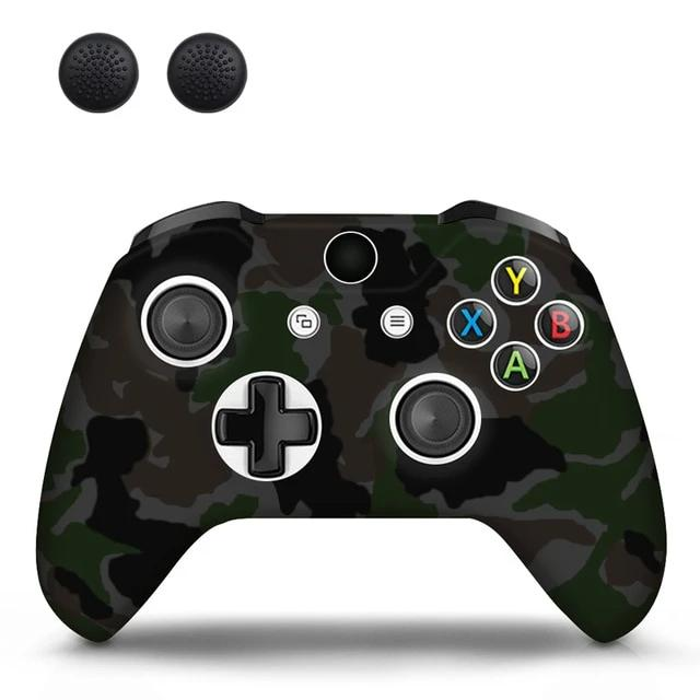 XBOX CONTROLLER LIMITED EDITION SKIN IN BLACK CAMO