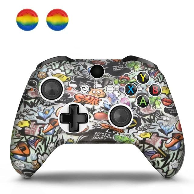 XBOX CONTROLLER LIMITED EDITION SKIN IN EDEN