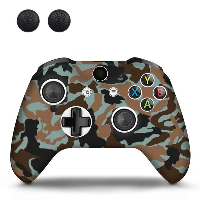 XBOX CONTROLLER LIMITED EDITION SKIN IN CAMO