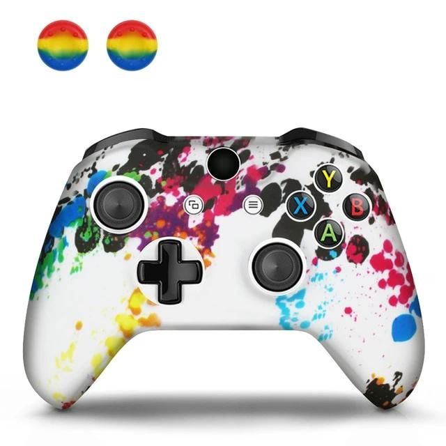 XBOX CONTROLLER LIMITED EDITION SKIN IN RAINBOW