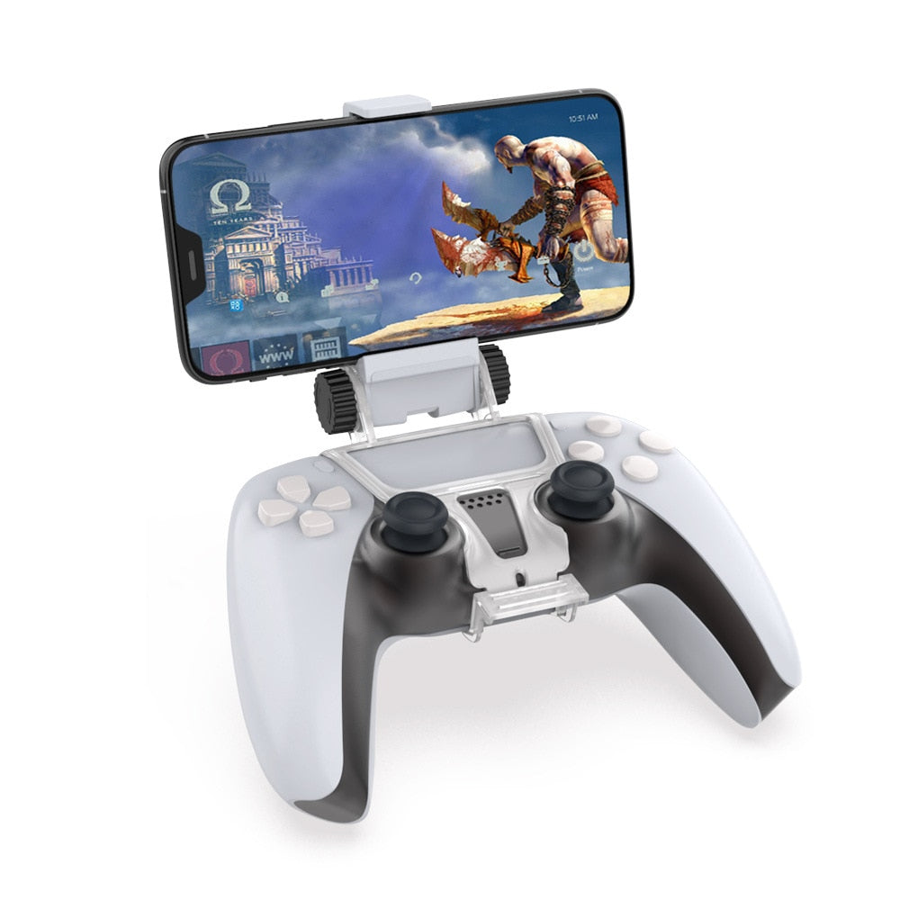 PS5 CONTROLLER PHONE MOUNT HOLDER