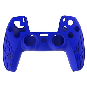 PS5 CONTROLLER SILICONE CASE IN BLUE