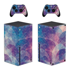 XBOX Series X SIGNATURE Geometry Skin