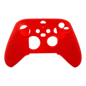 XBOX SERIES X SILICONE JOYSTICK COVER IN RED