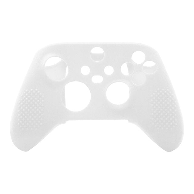 XBOX SERIES X SILICONE JOYSTICK COVER IN WHITE