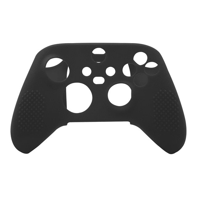 XBOX SERIES X SILICONE JOYSTICK COVER IN BLACK