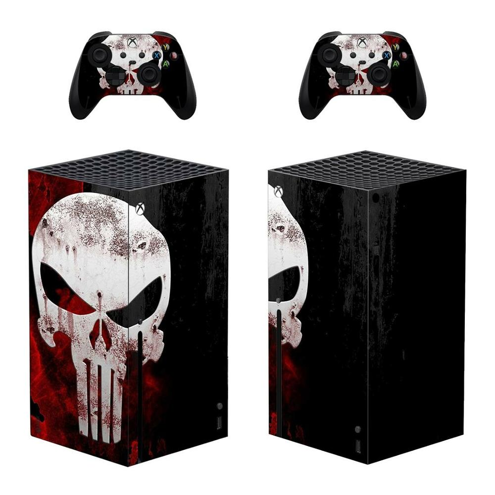XBOX SERIES X THE PUNISHER SKIN