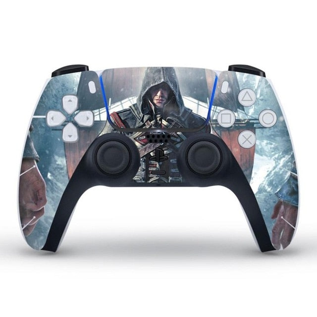 PS5 CONTROLLER LIMITED EDITION SKIN IN ASSASSIN'S CREED ROGUE