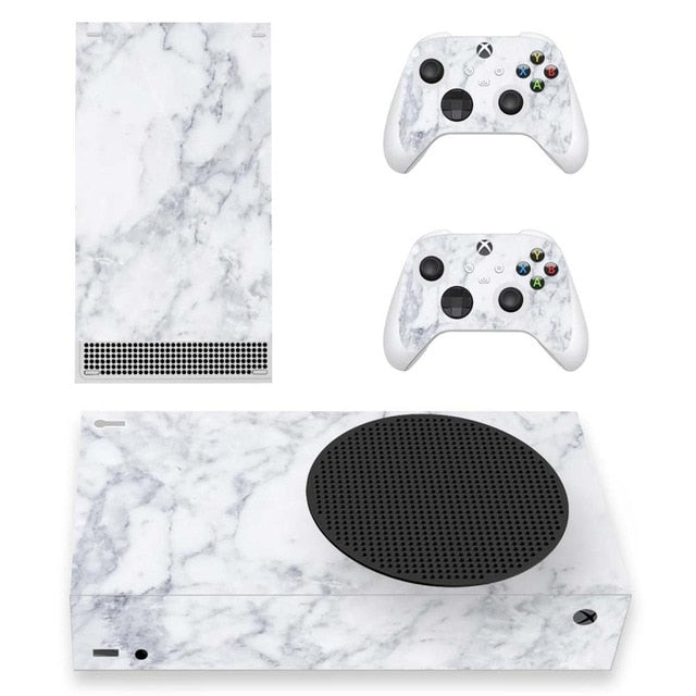 XBOX SERIES S SIGNATURE SKIN IN MARBLE