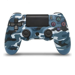 PS4 WIRELESS GAMEPAD IN DARK GREY CAMO