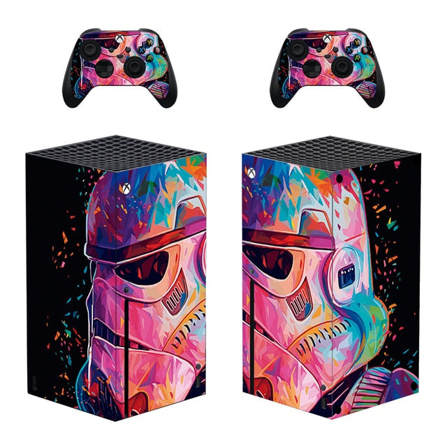 XBOX SERIES X TROOPER SKIN