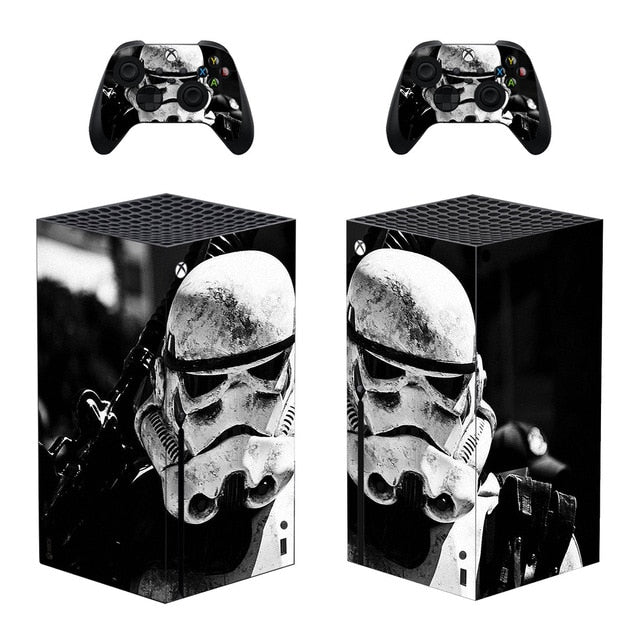 XBOX SERIES X TROOPER 2 SKIN