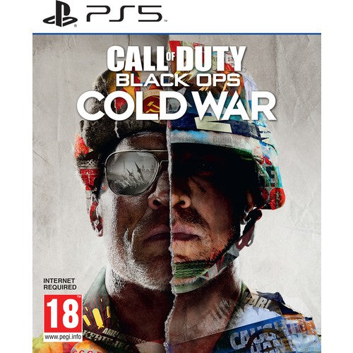 Call Of Duty Black Ops Cold War on PS5