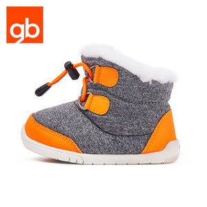Goodbaby Alps Shearling Boots Orange