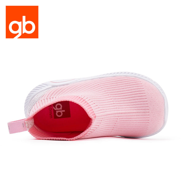 Goodbaby Speed Trainer Mid-High Sports Shoes Pink