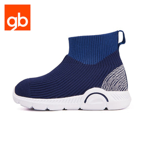 Goodbaby Speed Trainer Mid-High Sports Shoes Navy