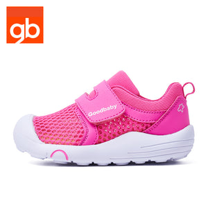 Goodbaby Air Max Velcro Strip Pink Toddlers (Sports Shoes)