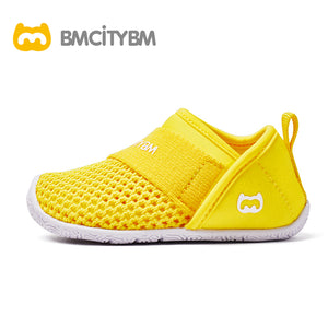 Jett Mesh Sandals Lemon