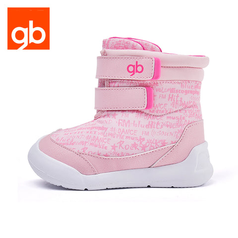 Goodbaby Hightop Scrawl  Boots Pink