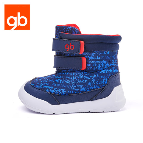 Goodbaby Hightop Scrawl  Boots Navy