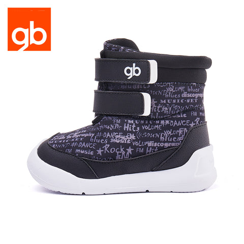 Goodbaby Hightop Scrawl Boots Black