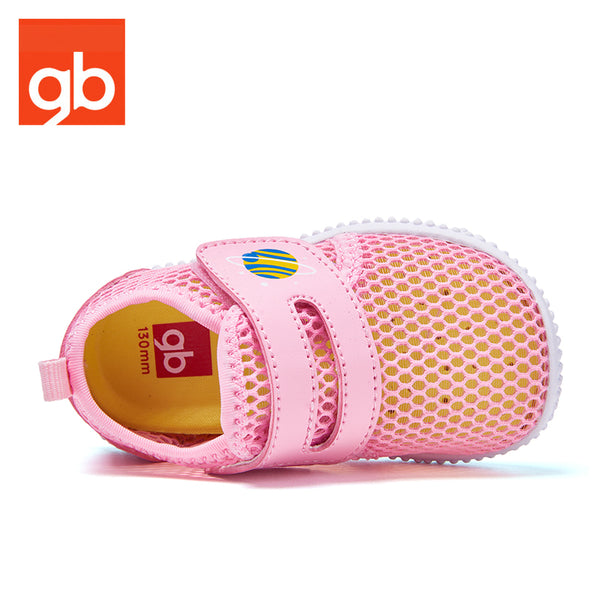 Goodbaby Planet Velcro Sandals Pink