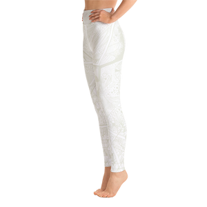 BE Whites - Yoga Leggings