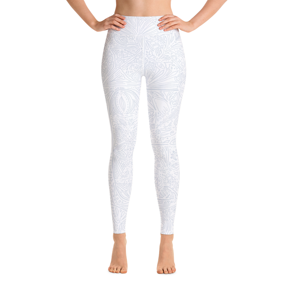 ONE Whites - Yoga Leggings - Love & Other Necessities