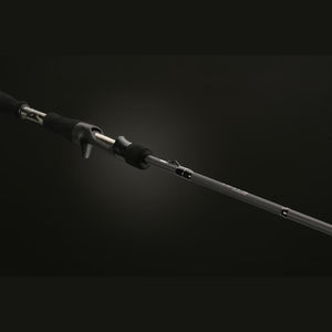 13 Fishing Fate Chrome Casting Rod