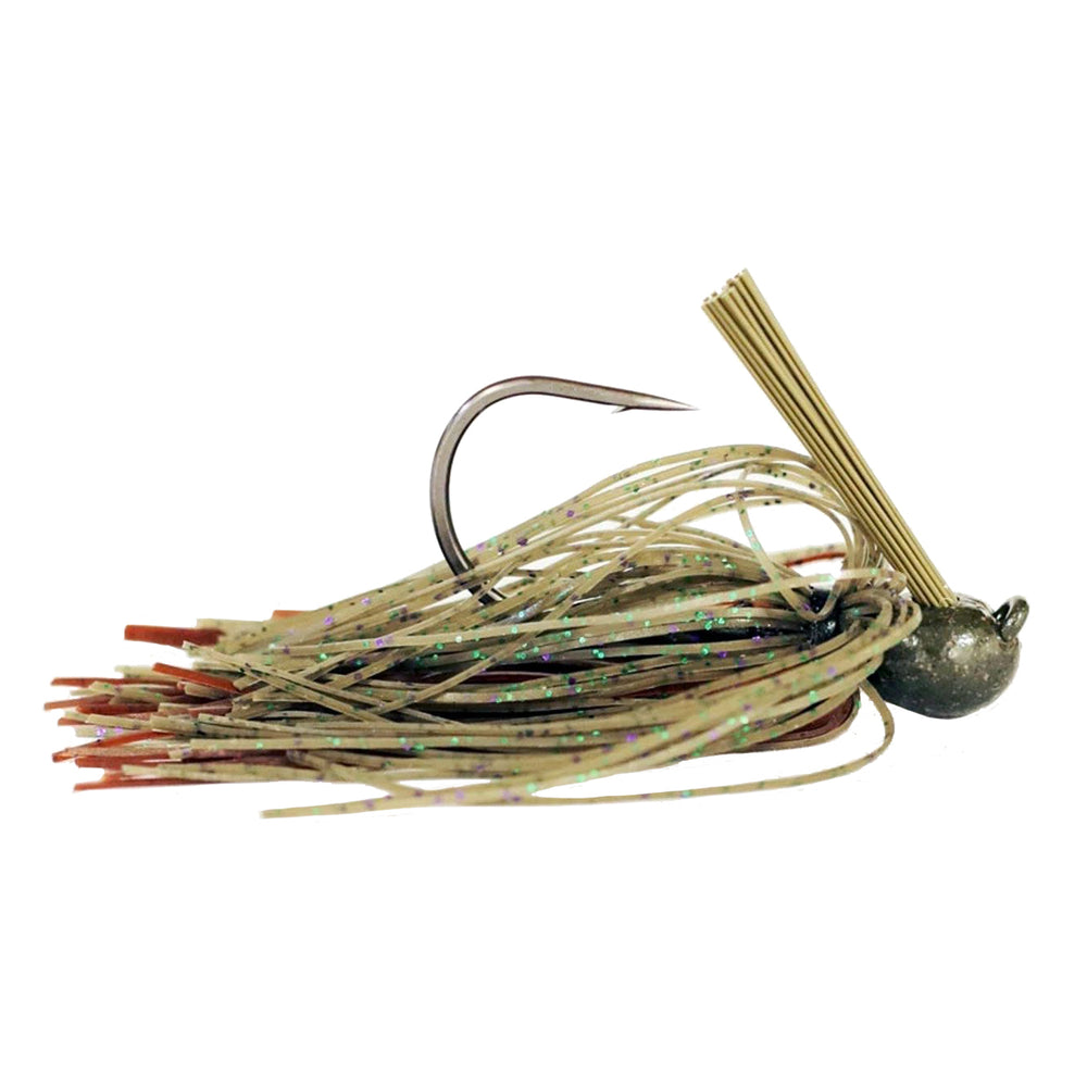 Missile Baits Ike's Flip Out Jig Candy Grass / 3/4 oz