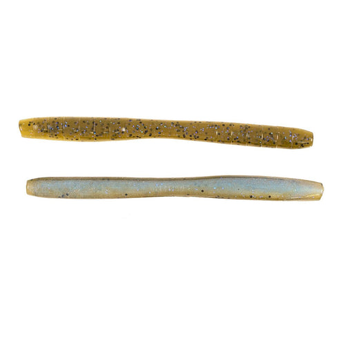 """Missile Baits The 48 Stick Worm Goby Bite / 4 4/5"""""""