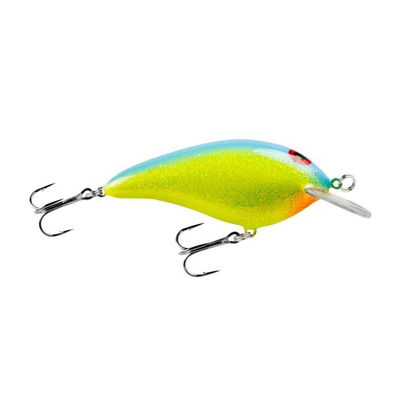 """Norman Lures Speed N Crankbait Chartreuse Blue / 2 3/4"""""""