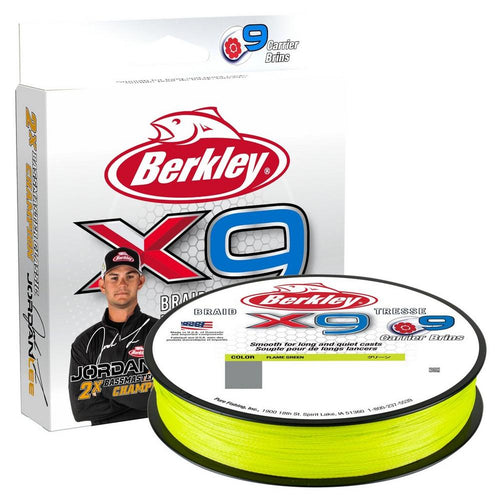 Berkley Jordan Lee X9 Braided Line