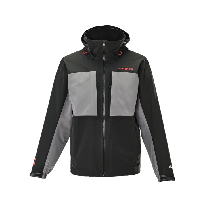 Striker eVolve Rain Jacket XX-Large / Black/Carbon