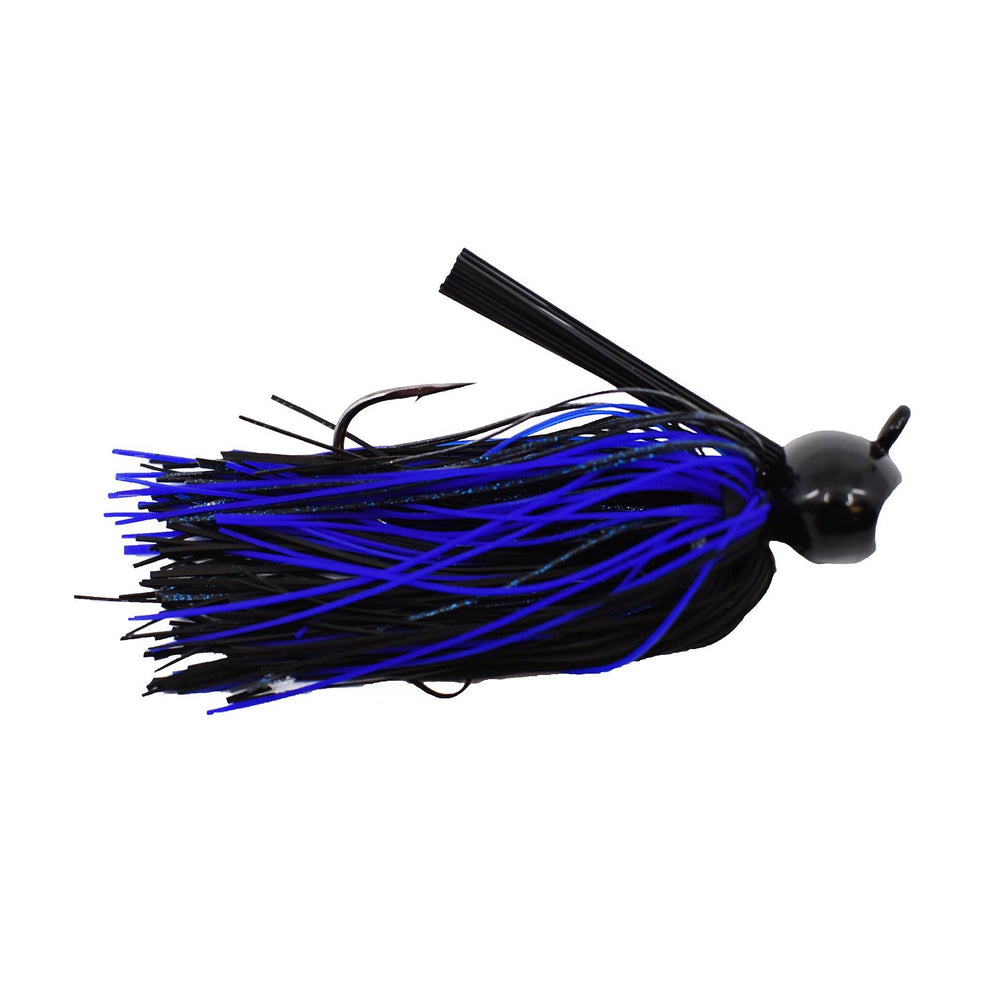 Outkast Tackle Elite Touch Down Football Jig 3/4 oz / Black Sapphire