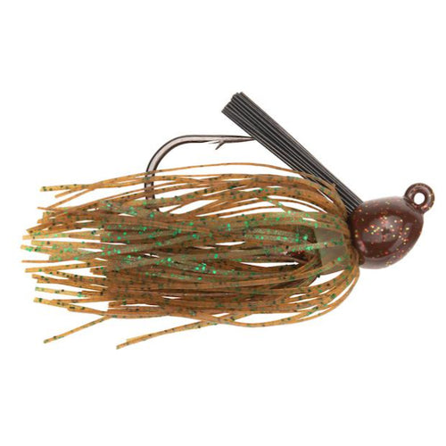 Strike King Bitsy Flip Jig 1/4 oz / Pumpkin