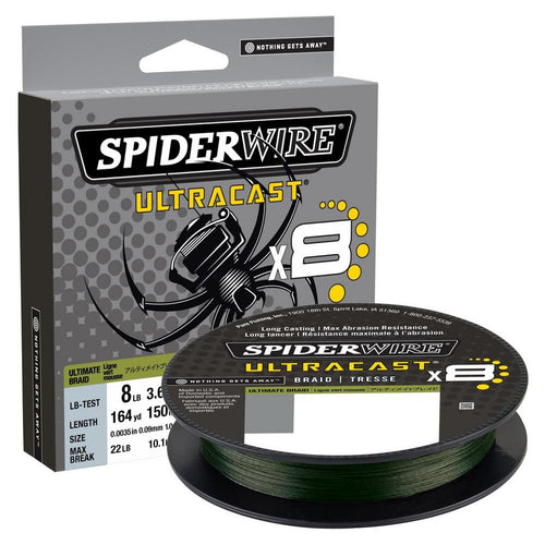Spiderwire Ultracast Braided Line