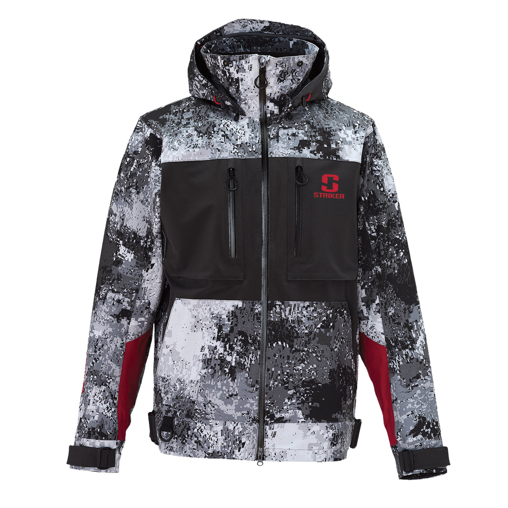 Striker Adrenaline Rain Jacket X-Large / Veil Stryk