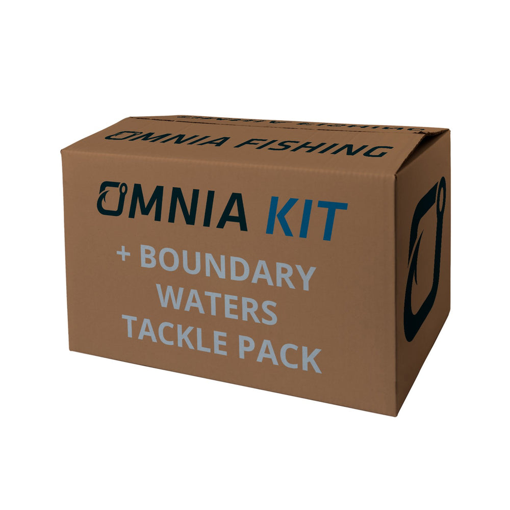 Boundary Waters Tackle Pack 60 Piece