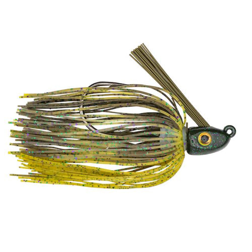 Strike King Hack Attack Heavy Cover Swim Jig 3/8 oz / Candy Craw