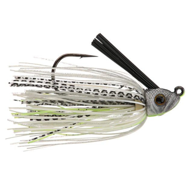 Picasso Lures Swim Jig 3/8 oz / Chartreuse Shad