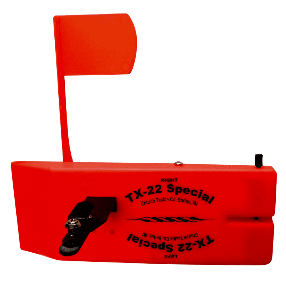 Church Tackle TX-22 Special Planer Board Right/Left