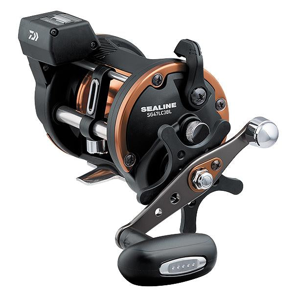 Daiwa SG Line Counter Reel 5.1:1 / 17