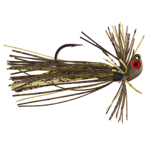 Cumberland Pro Lures ProCaster Bitsy Finesse Jig 3/16 oz / Dirty Sanchez