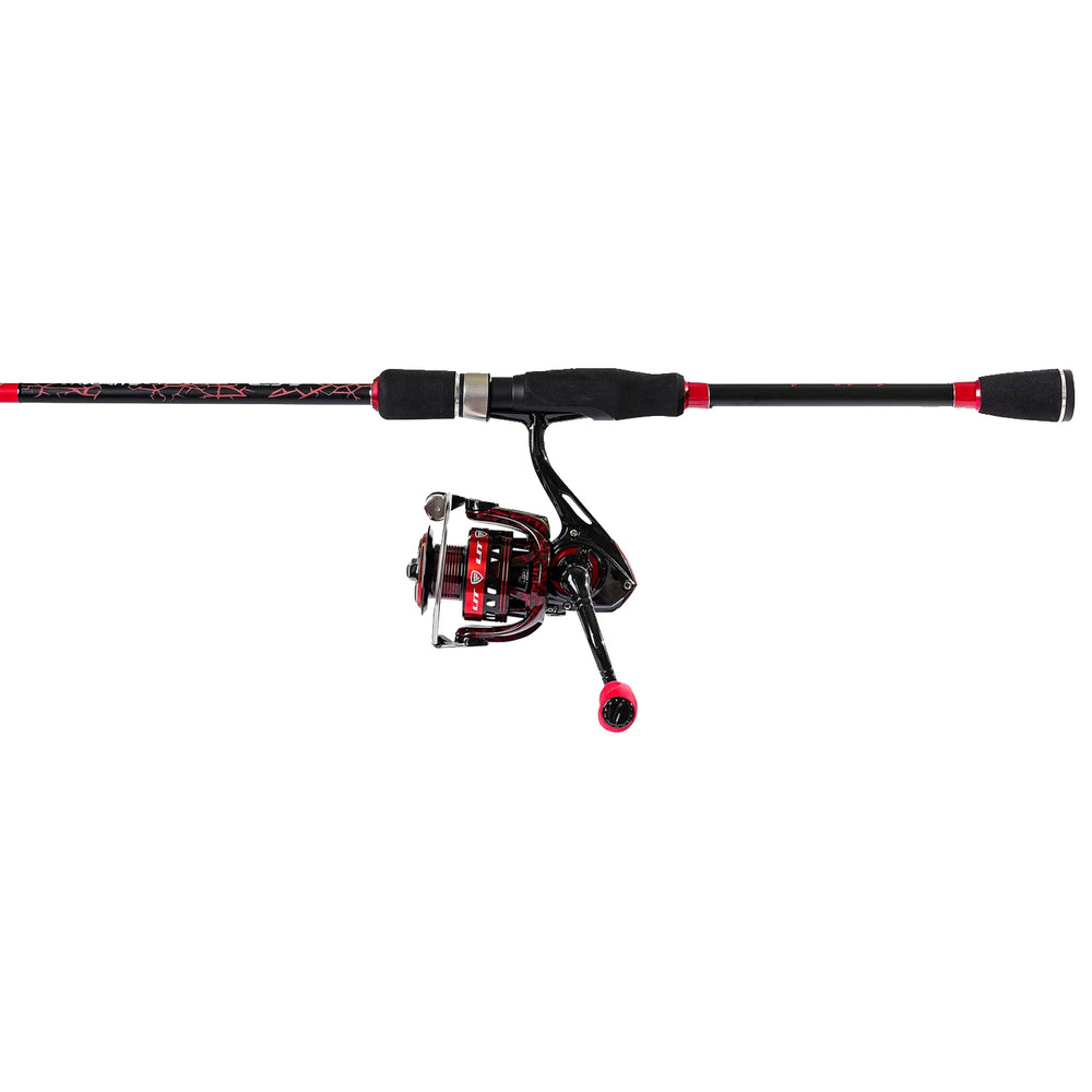 """Favorite Fishing Lit Spinning Combo 7'3"""" / MH/Mod-Fast / 5.2:1"""